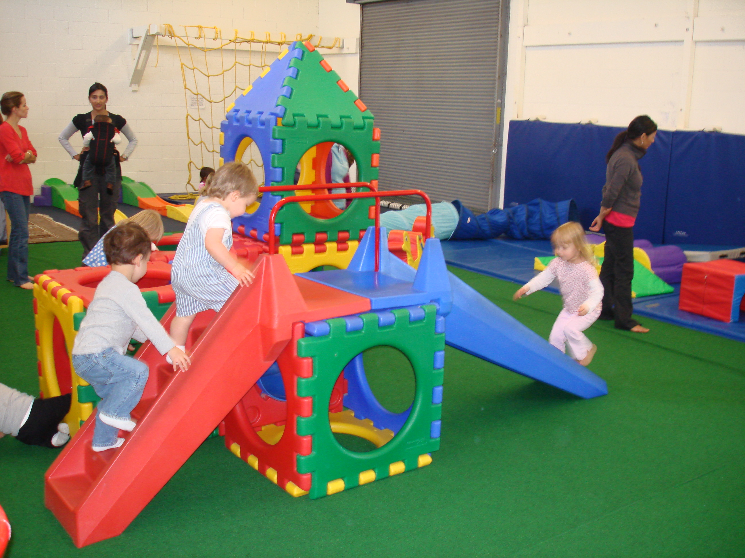 JourneyLeaf: Life a Page at a Time - Indoor Play Places